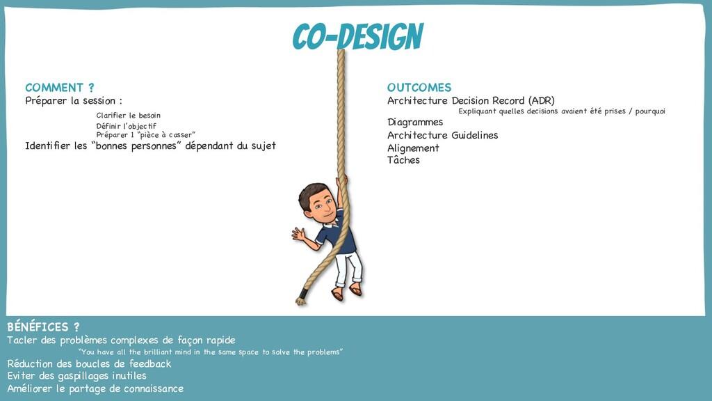 @yot88 Co-design COMMENT ? Préparer la session ...