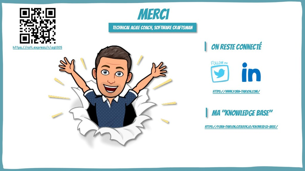 @yot88 merci Technical Agile coach, Software cr...