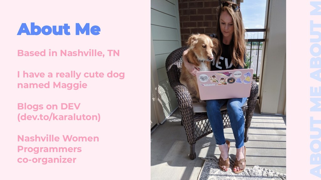 Based in Nashville, TN I have a really cute dog...