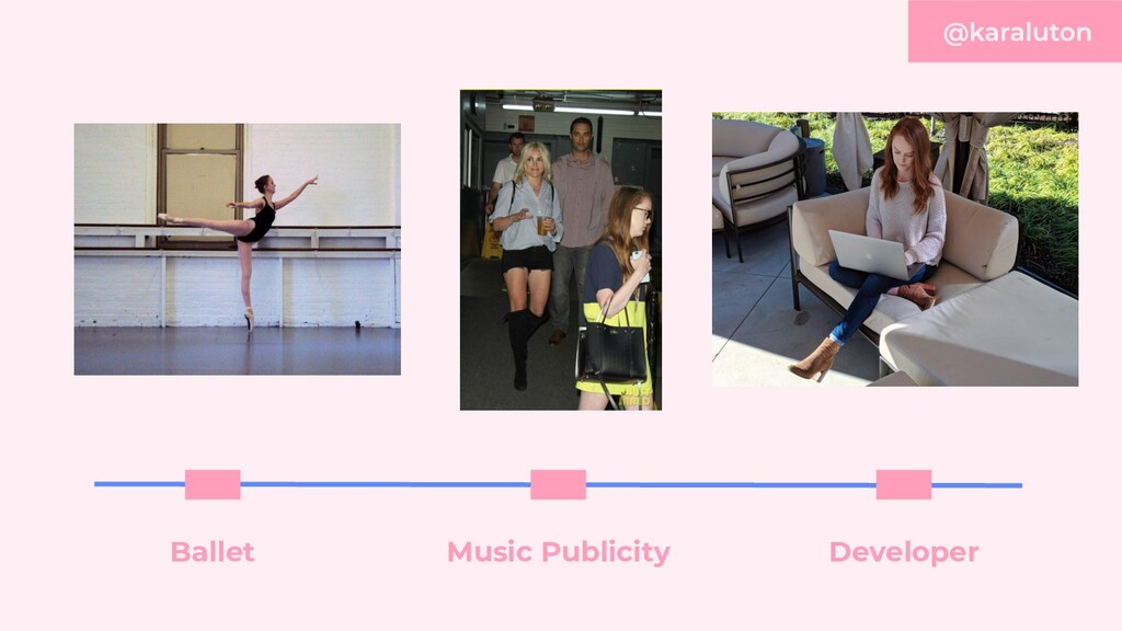 Ballet Music Publicity Developer
