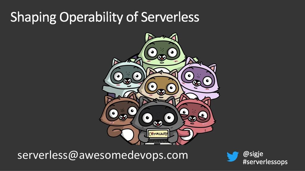 serverless@awesomedevops.com
