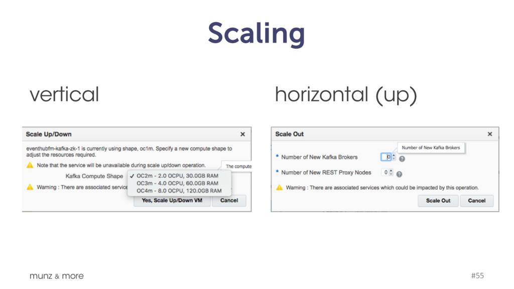 Scaling munz & more #55 horizontal (up) vertical