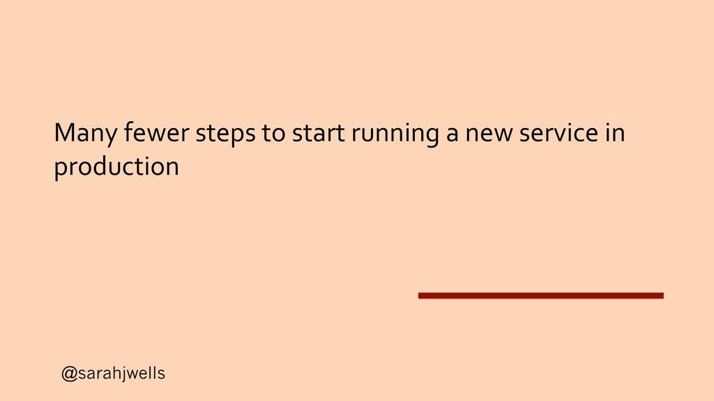 @sarahjwells Many fewer steps to start running ...