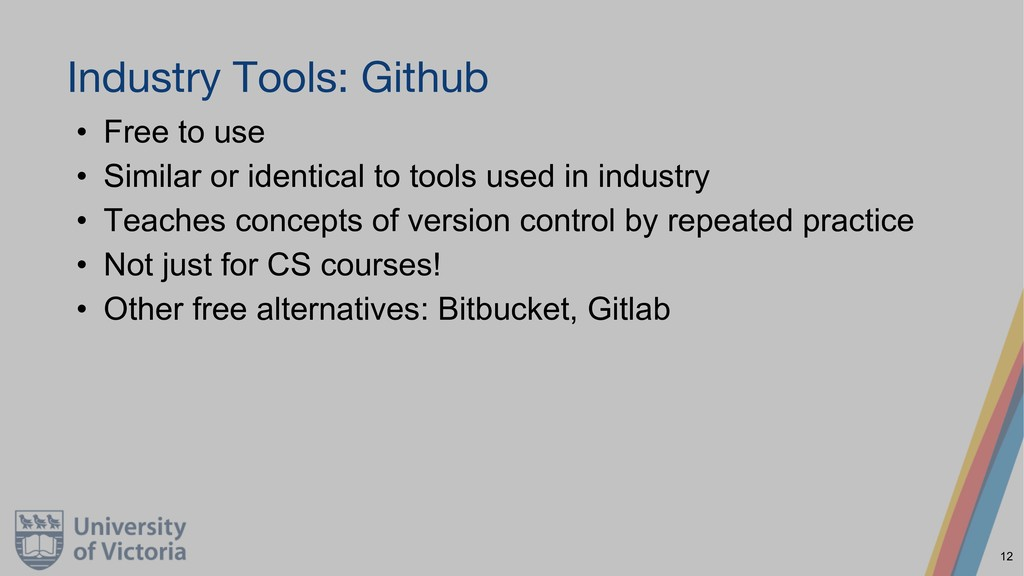 Industry Tools: Github • Free to use • Similar ...