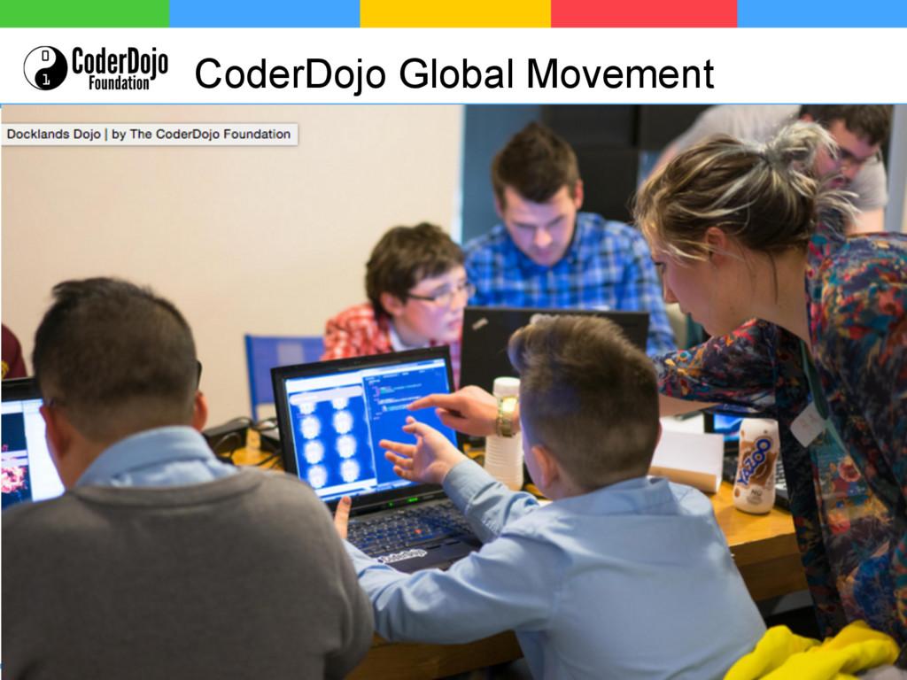 CoderDojo Global Movement