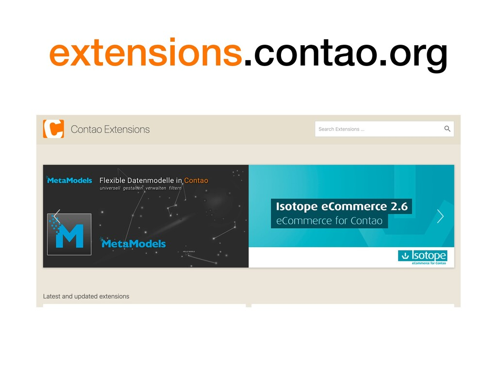 extensions.contao.org