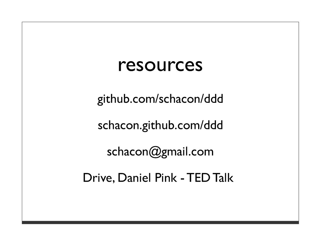 resources github.com/schacon/ddd schacon.github...