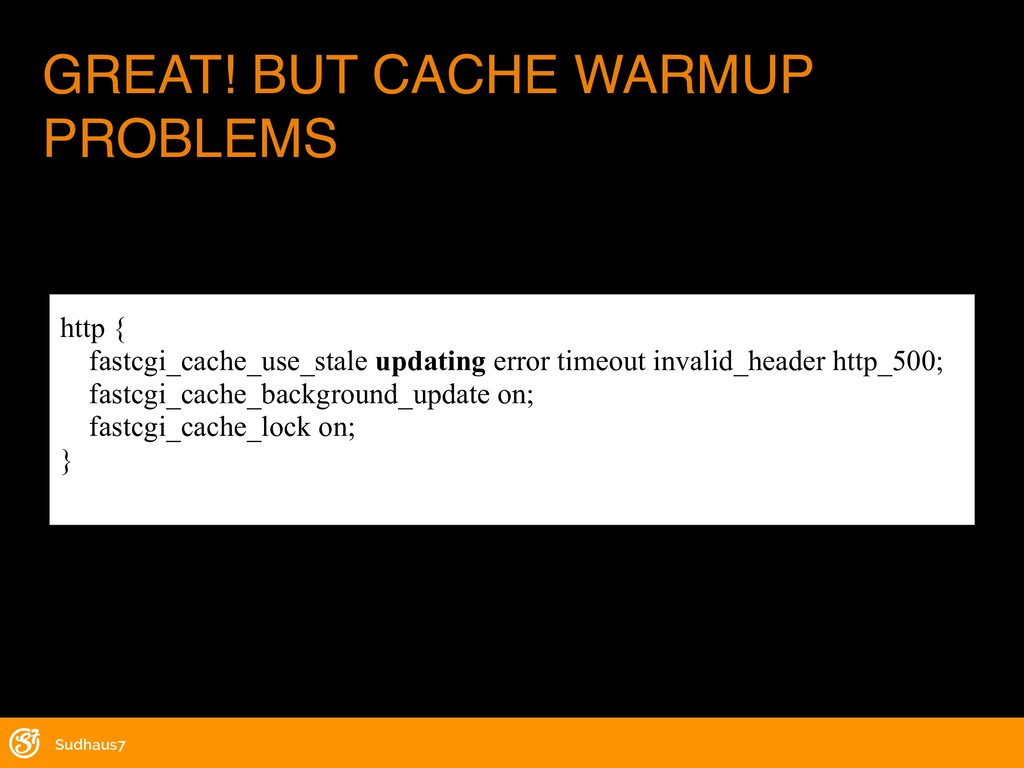 http { fastcgi_cache_use_stale updating error t...