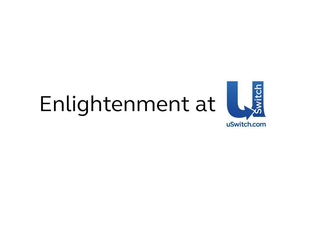 Enlightenment at