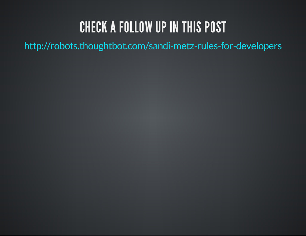CHECK A FOLLOW UP IN THIS POST http://robots.th...