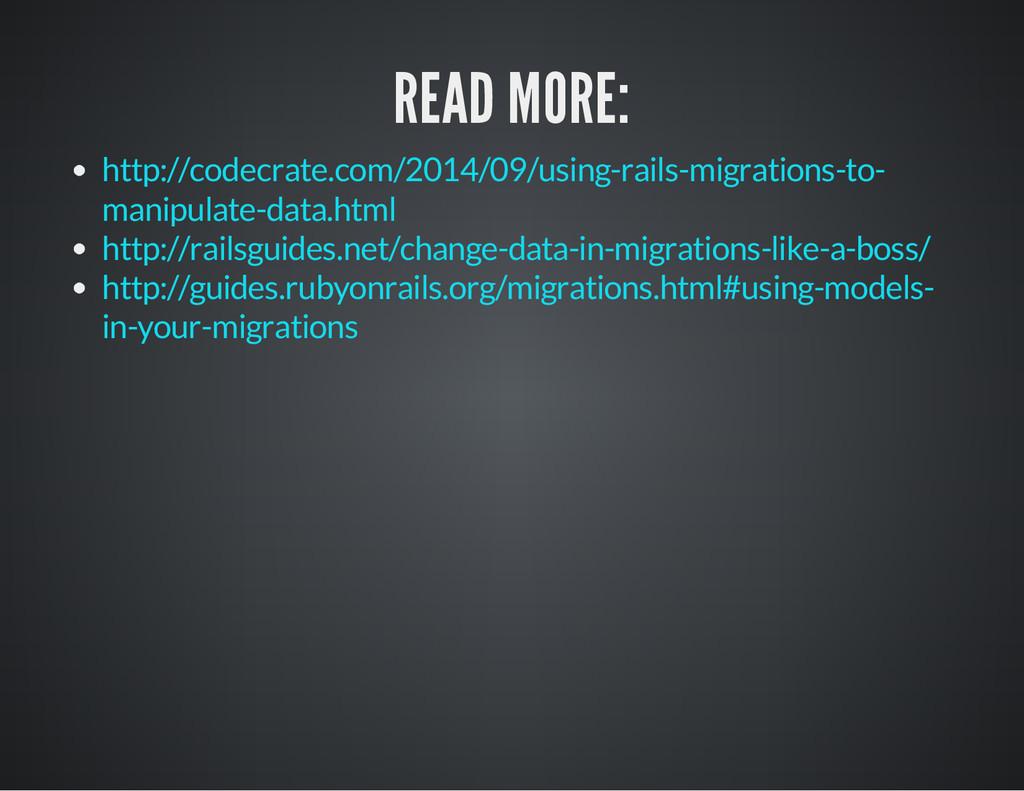 READ MORE: http://codecrate.com/2014/09/using-r...