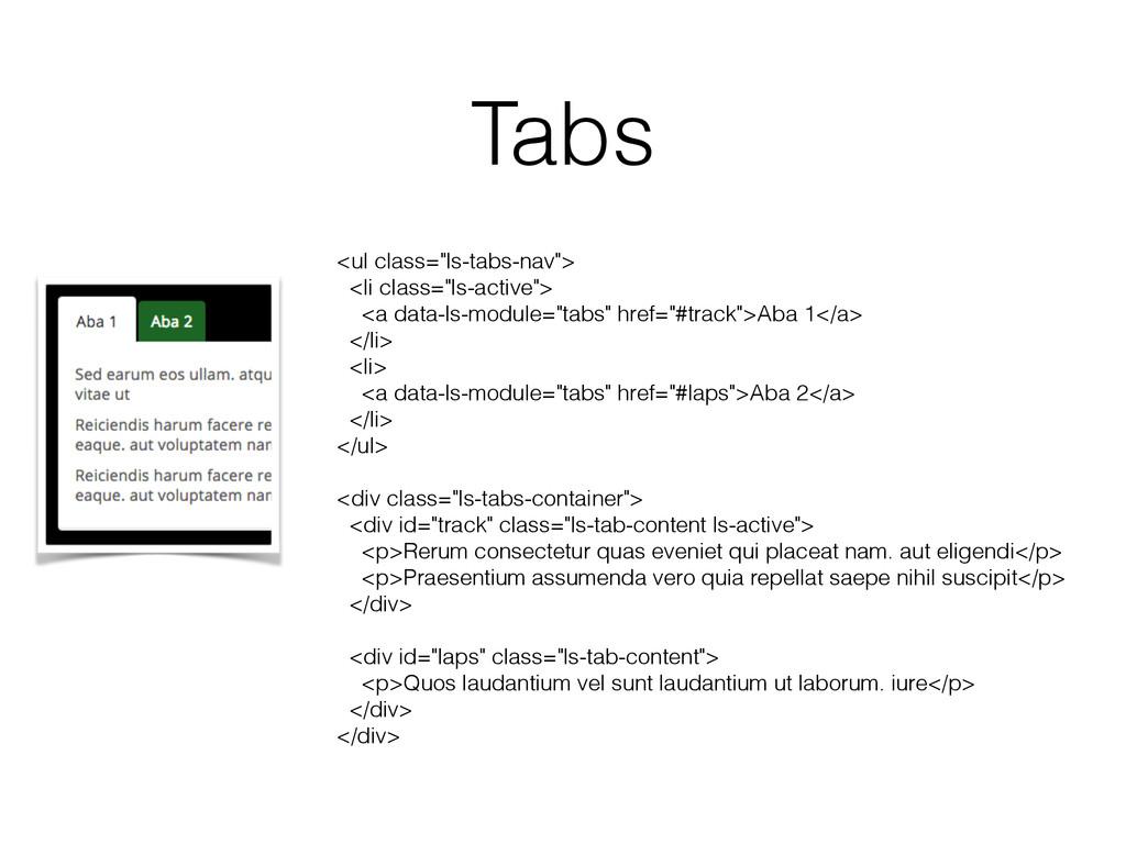 """Tabs <ul class=""""ls-tabs-nav""""> <li class=""""ls-act..."""