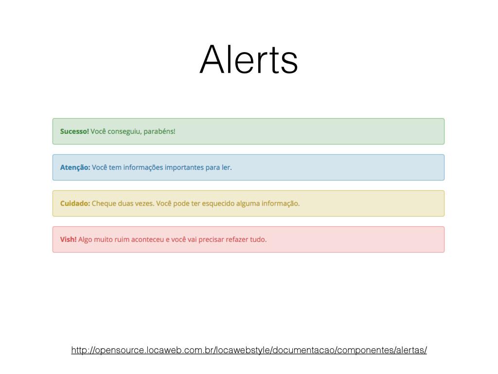 Alerts http://opensource.locaweb.com.br/locaweb...