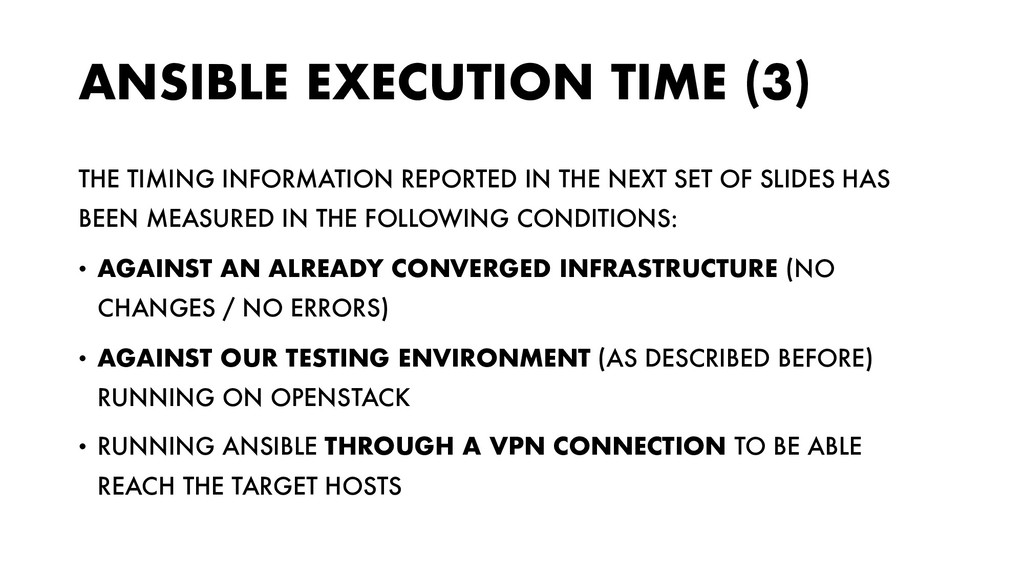 ANSIBLE EXECUTION TIME (3) THE TIMING INFORMATI...