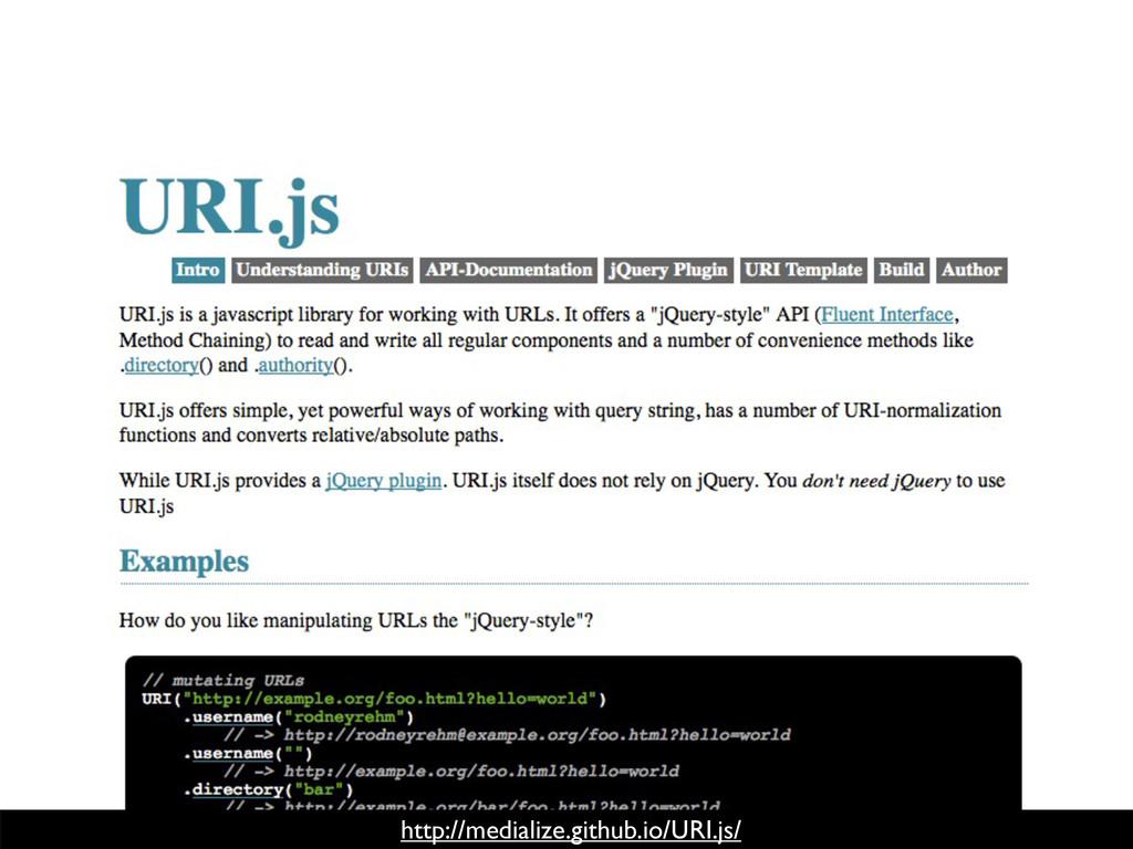 http://medialize.github.io/URI.js/