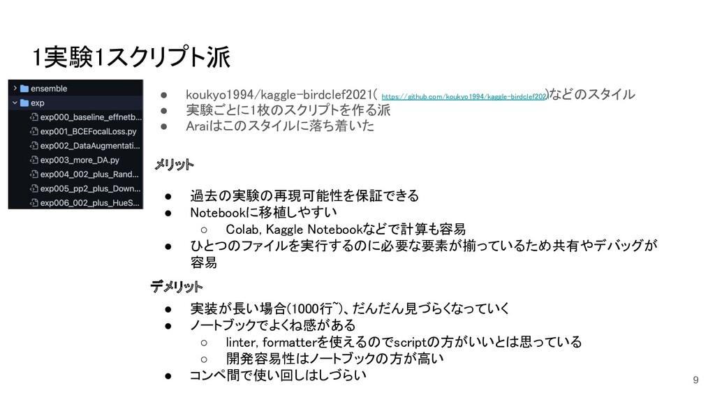 1実験1スクリプト派 ● koukyo1994/kaggle-birdclef2021( h...