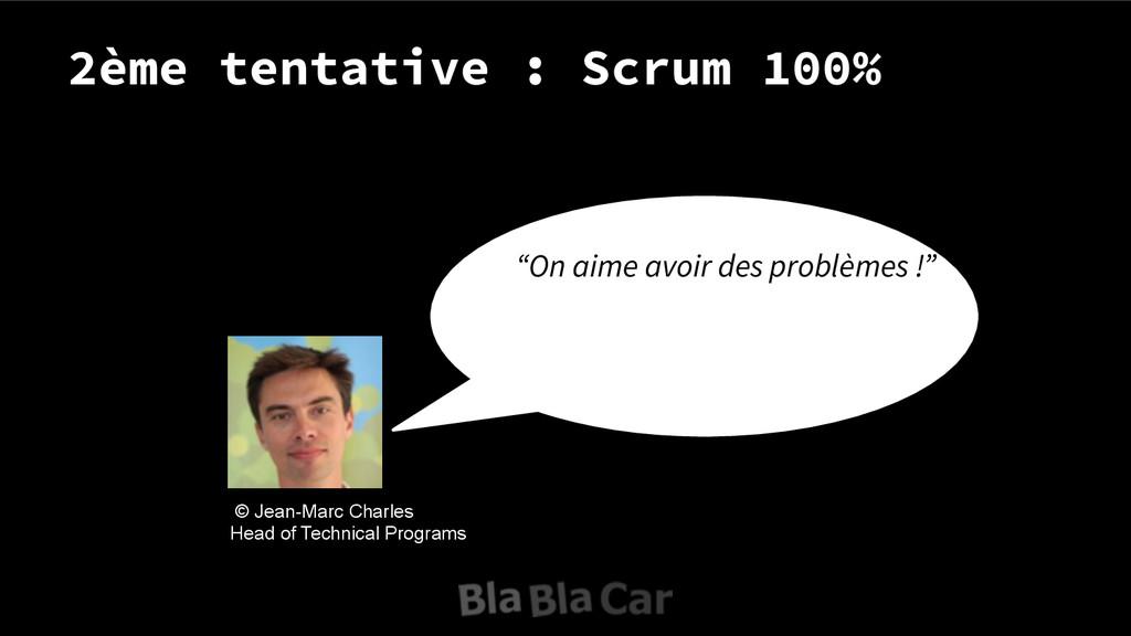 """""""On aime avoir des problèmes !"""" © Jean-Marc Cha..."""