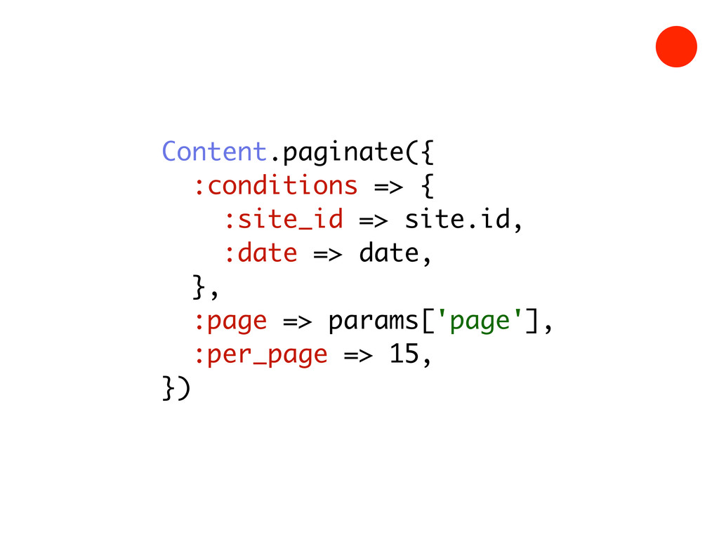 Content.paginate({ :conditions => { :site_id =>...