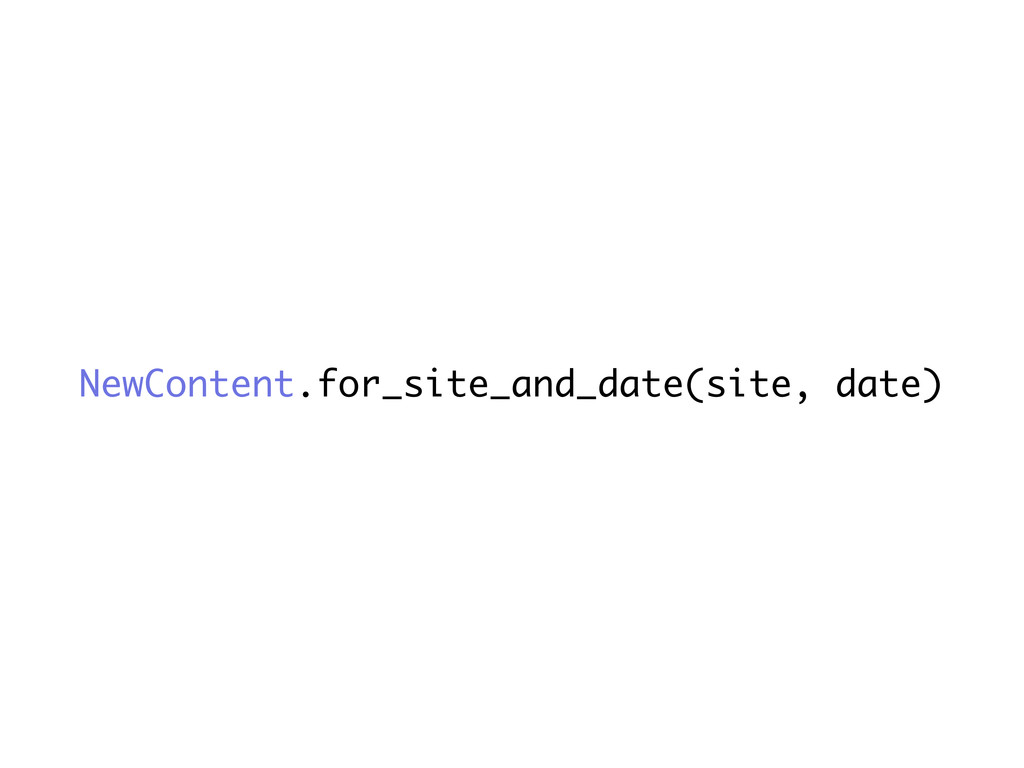 NewContent.for_site_and_date(site, date)