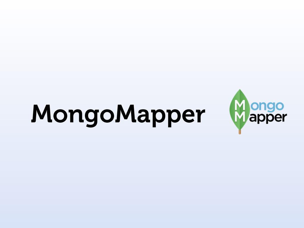 MongoMapper