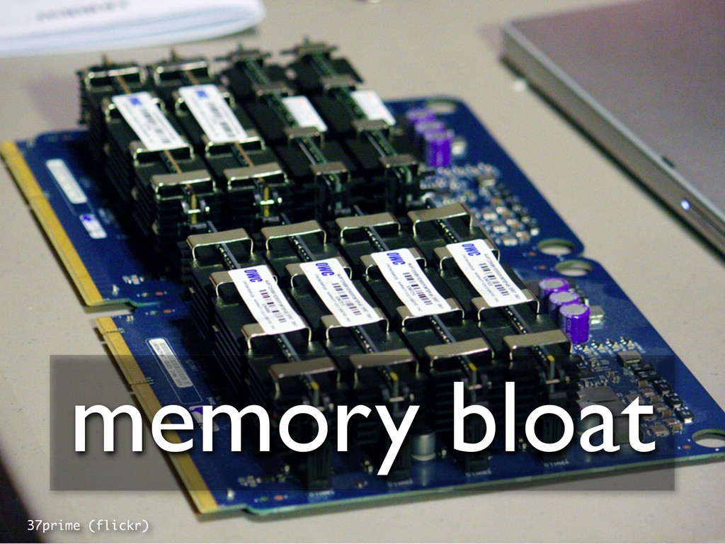 37prime (flickr) memory bloat