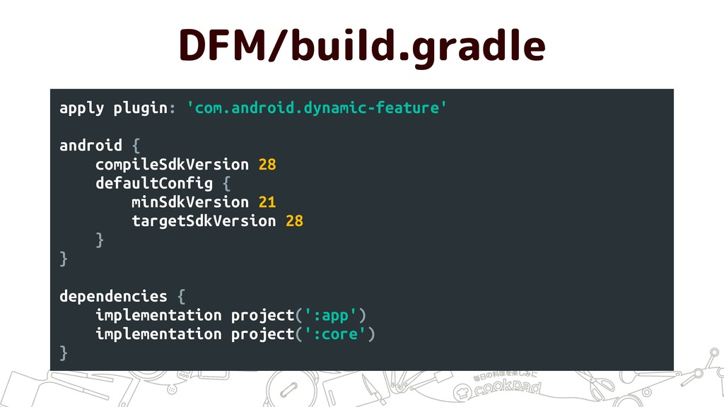 DFM/build.gradle apply plugin: 'com.android.dyn...