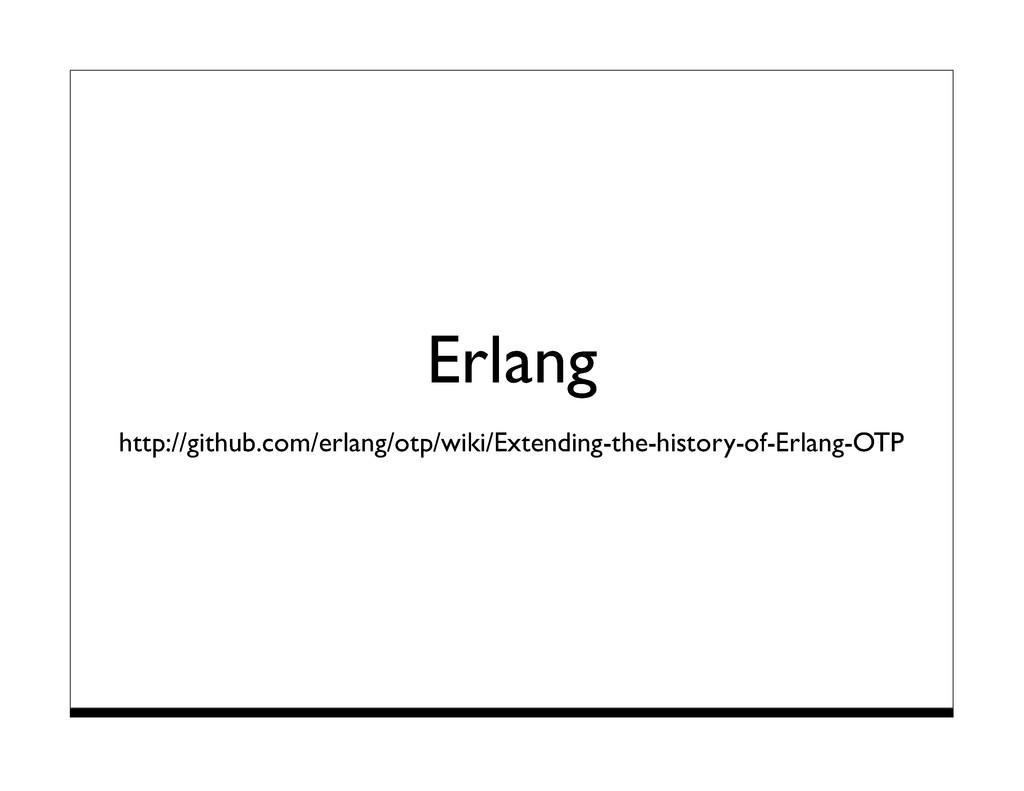 Erlang http://github.com/erlang/otp/wiki/Extend...