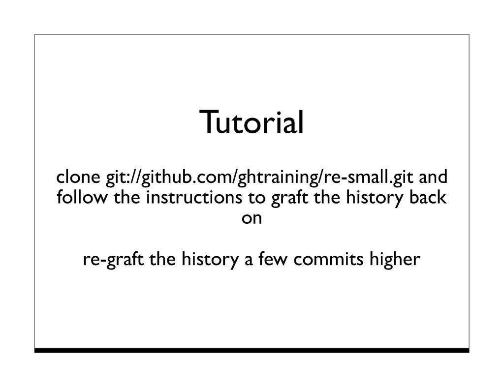 Tutorial clone git://github.com/ghtraining/re-s...