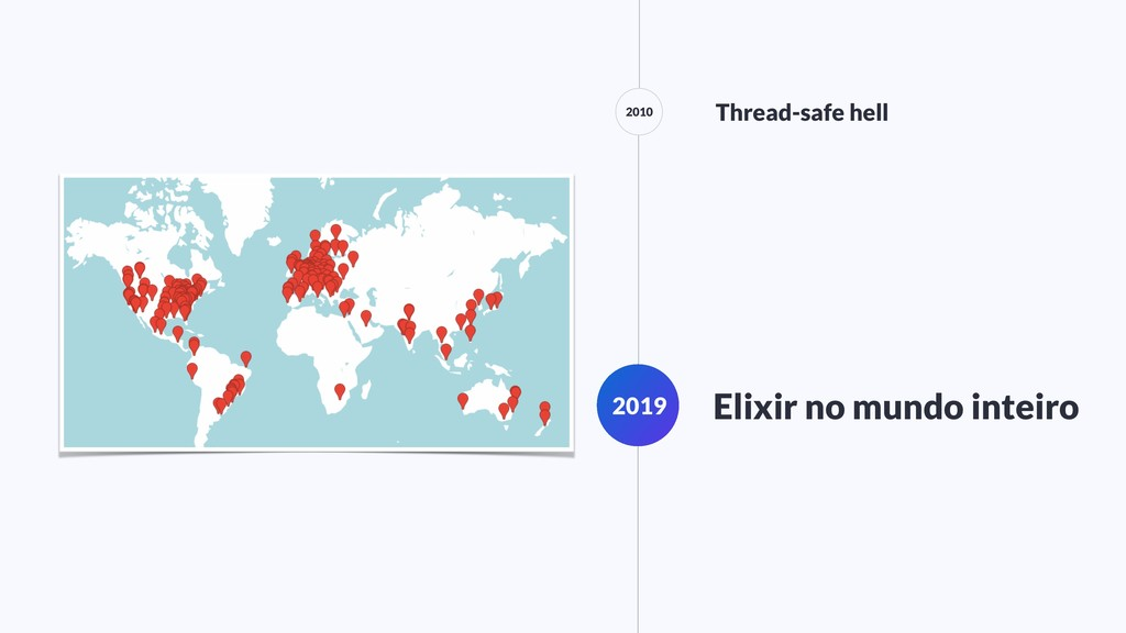2010 Thread-safe hell 2019 Elixir no mundo inte...