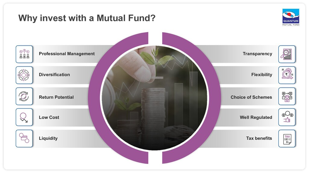 Why invest with a Mutual Fund? Professional Man...