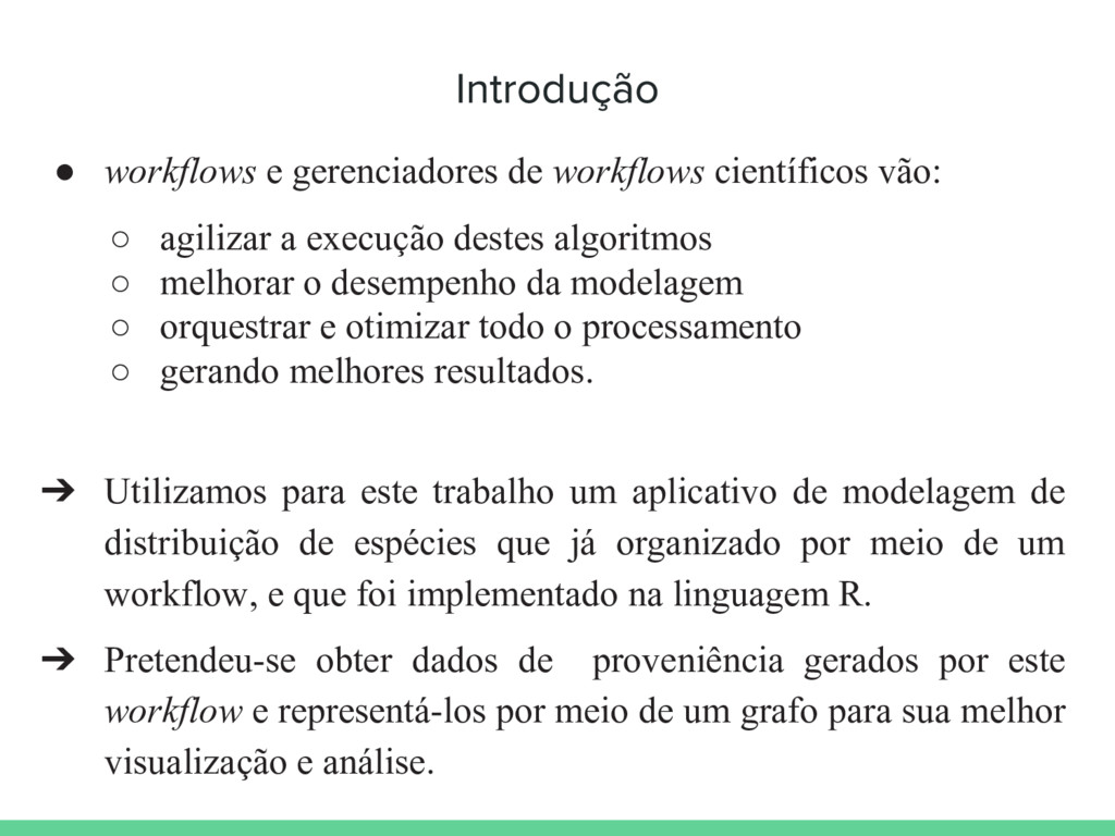 ● workflows e gerenciadores de workflows cientí...