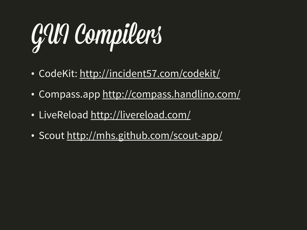 GUI Compile • CodeKit: http://incident57.com/co...