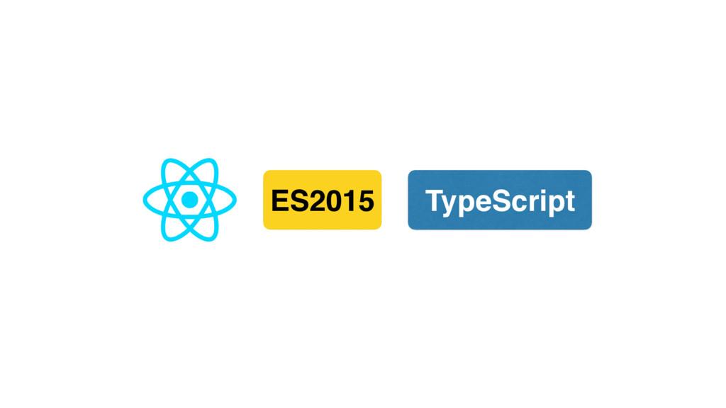 ES2015 TypeScript