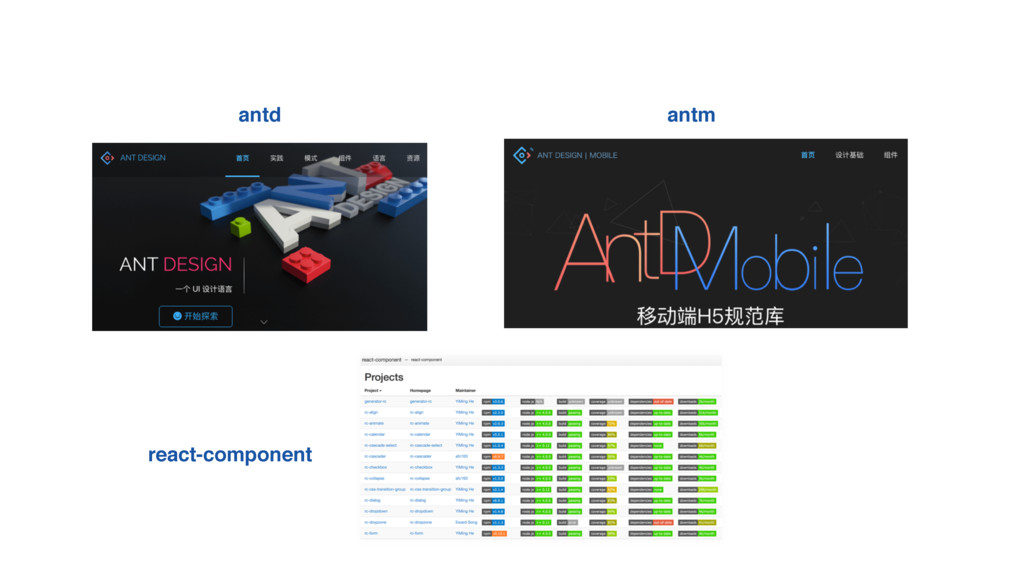 react-component antd antm