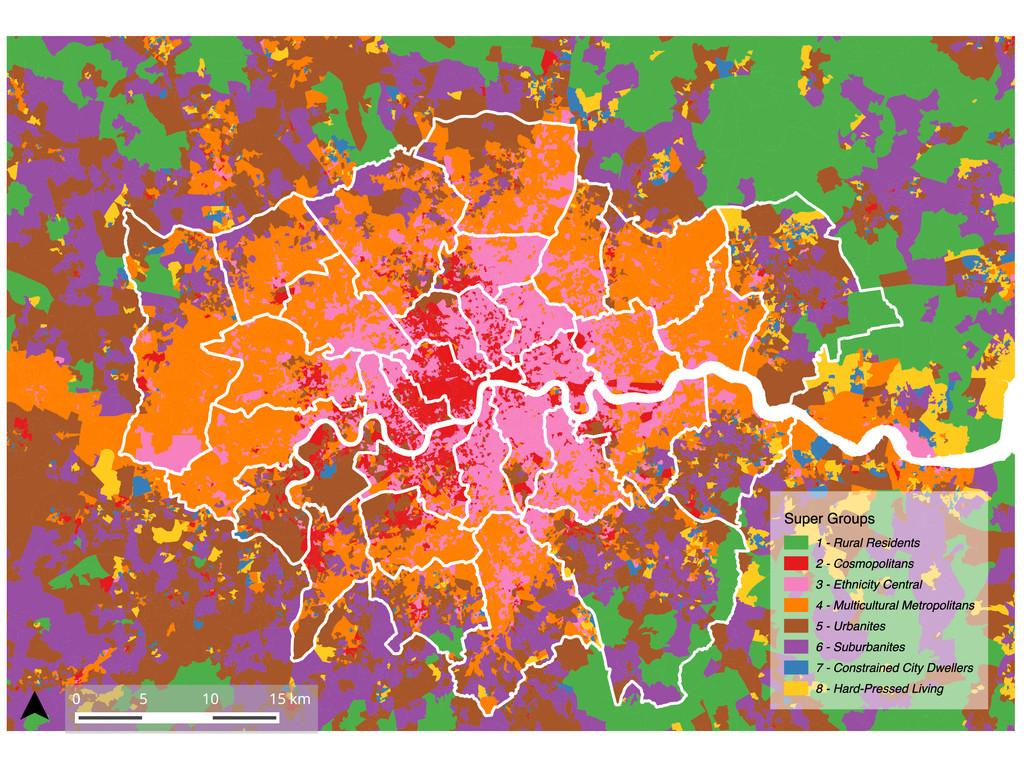 2011 Output Area Classification