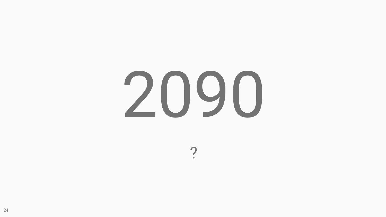 2090 ? 24