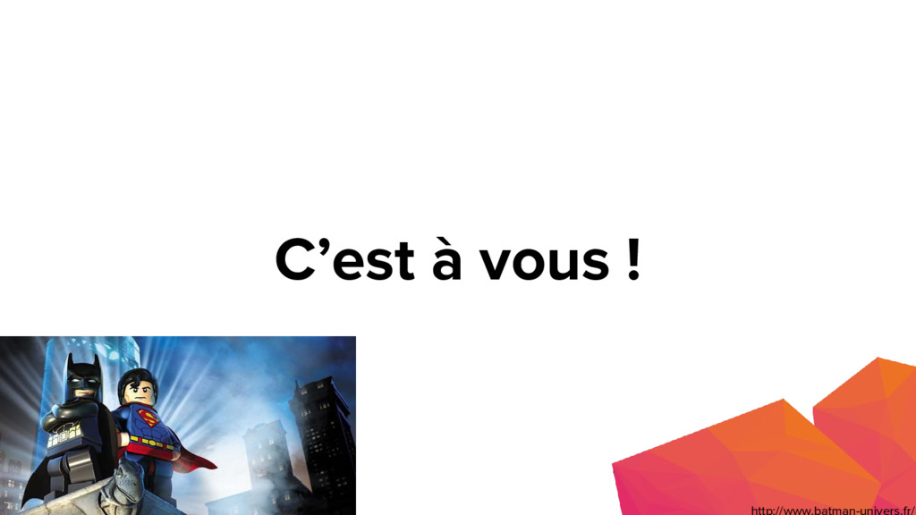 C'est à vous ! http://www.batman-univers.fr/