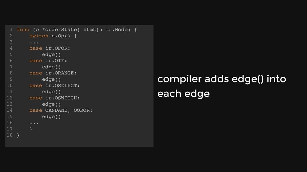 func (o *orderState) stmt(n ir.Node) { switch n...