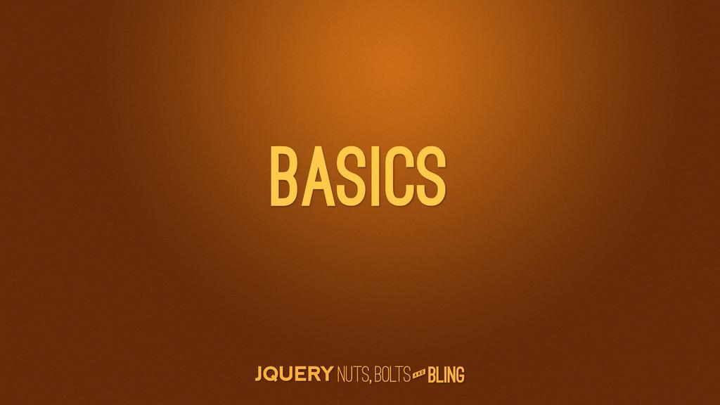 A N D basics