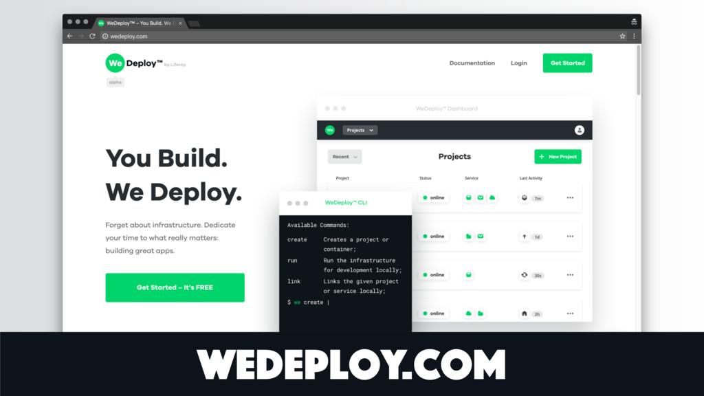 wedeploy.com