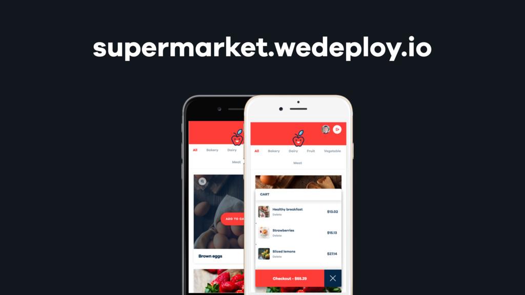 supermarket.wedeploy.io