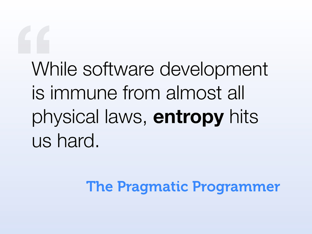 """ The Pragmatic Programmer While software devel..."