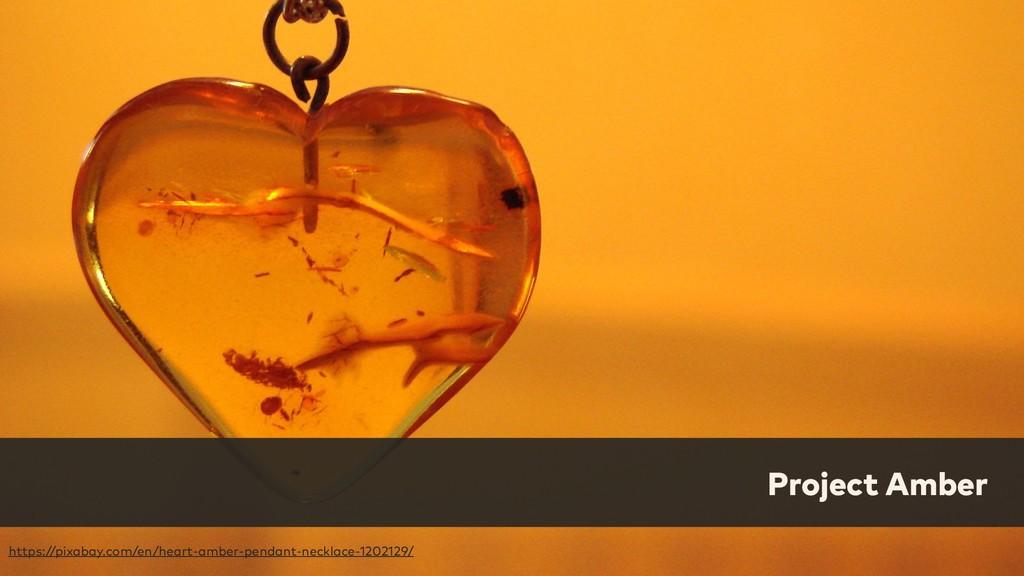 Project Amber https://pixabay.com/en/heart-ambe...