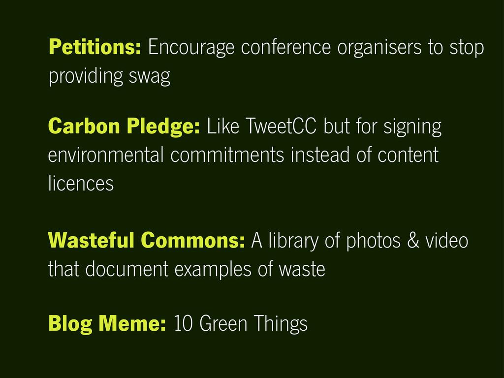 Carbon Pledge: Like TweetCC but for signing env...