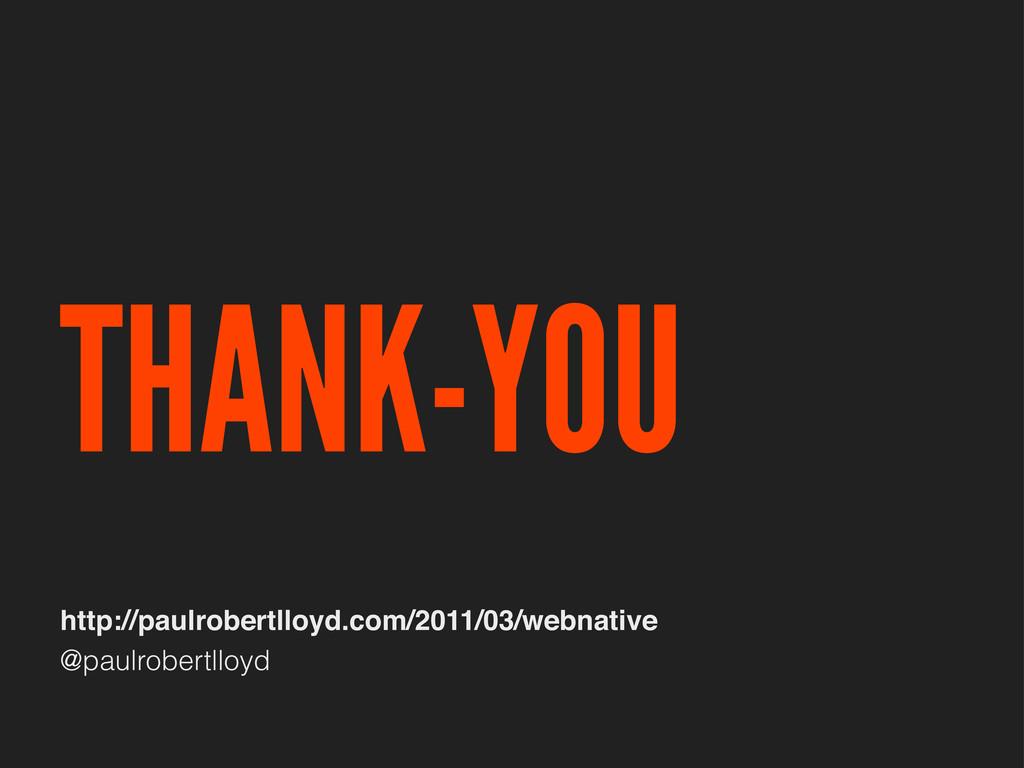 THANK-YOU http://paulrobertlloyd.com/2011/03/we...