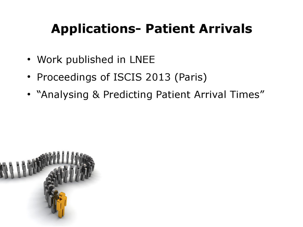 ● Work published in LNEE ● Proceedings of ISCIS...