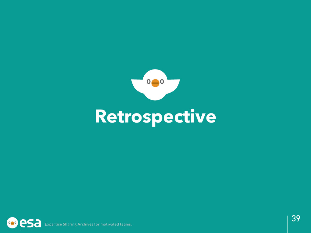 Retrospective 39