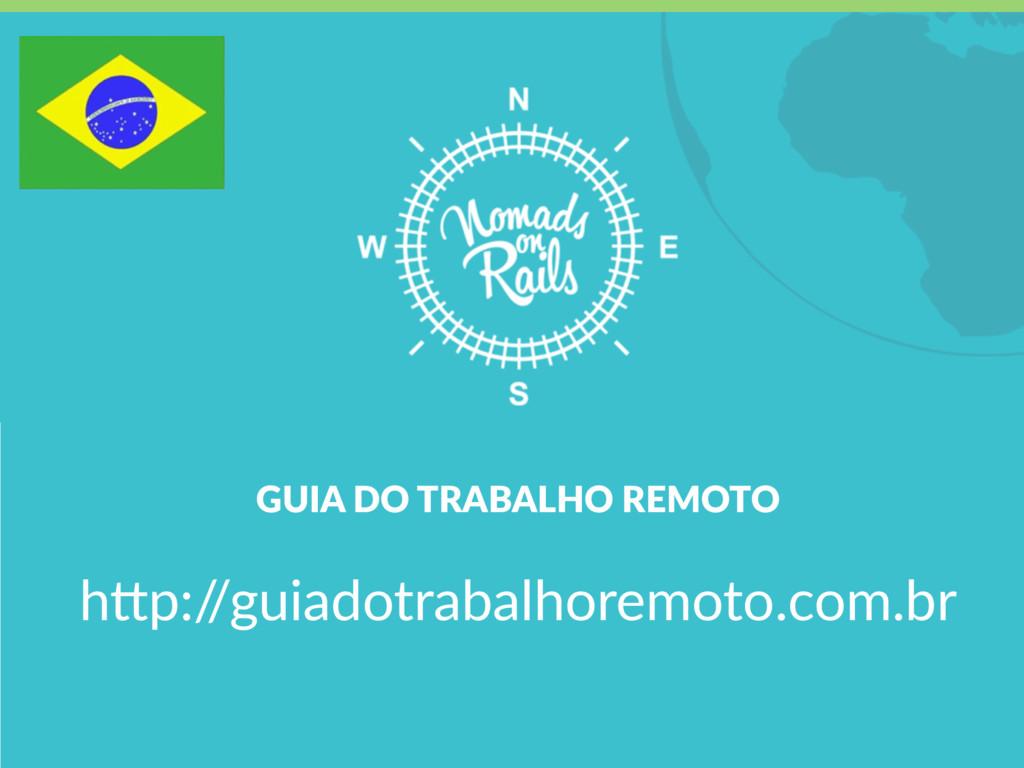GUIA DO TRABALHO REMOTO h+p:/ /guiadotrabalhore...