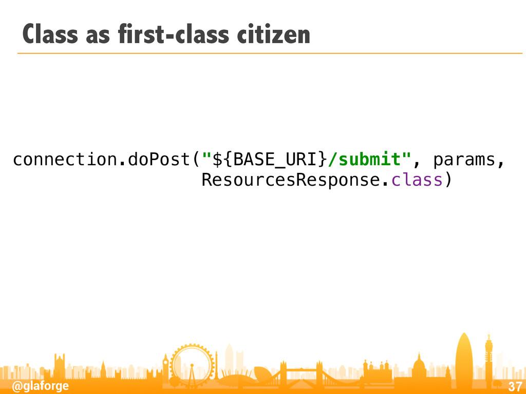 @glaforge Class as first-class citizen 37 conne...