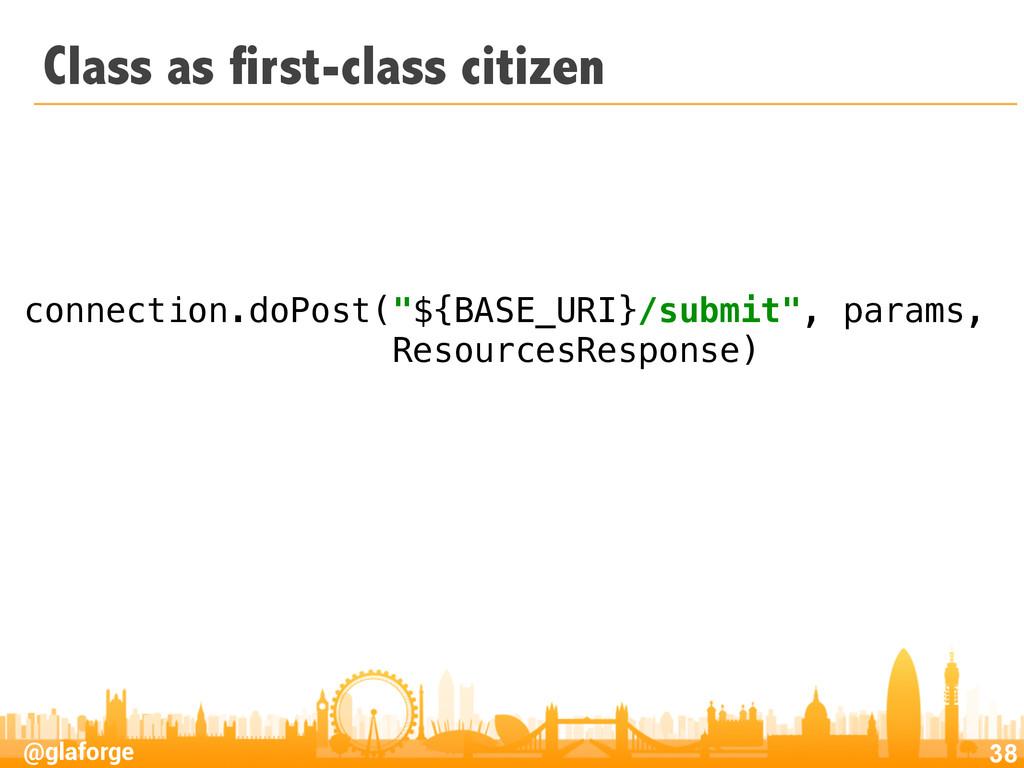 @glaforge Class as first-class citizen 38 conne...